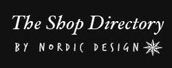Nordic design webshop directory