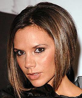 Victoria Beckham Hairstyles - Celebrity Hairstyle Ideas