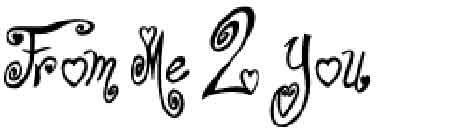 valentine font download