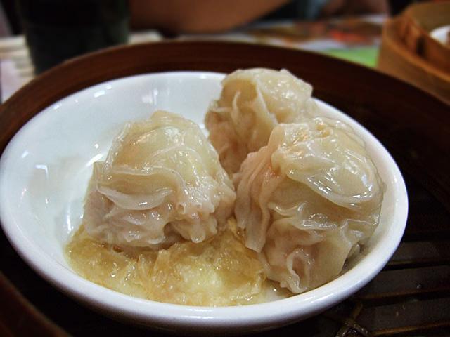 Old-styled siumai