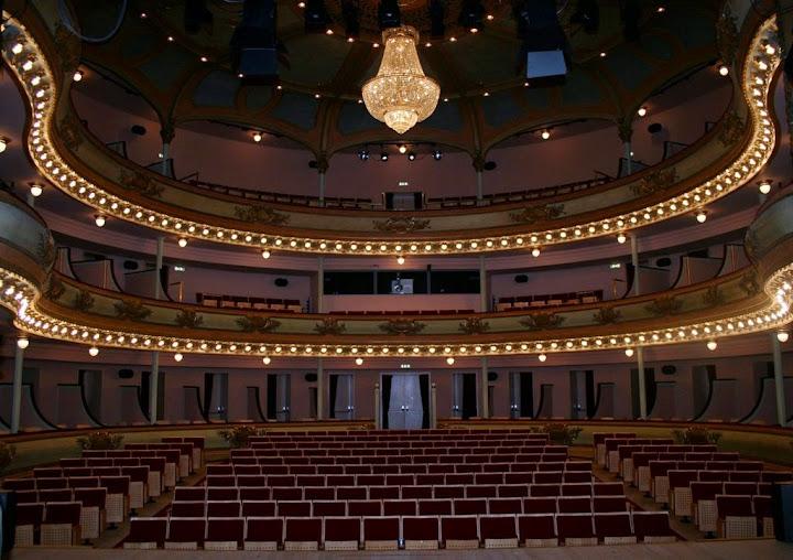 Teatro Ribeiro Conceição - Lamego