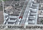 INFRASTRUCTURE PLAN, MONTMELÓ_BARCELONA. Restricted competition, Selected Participant