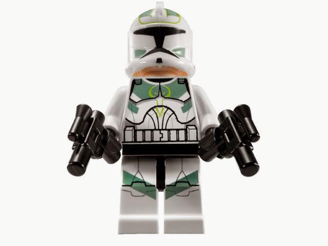 7913 レゴ スターウォーズ クローントルーパー バトルパック