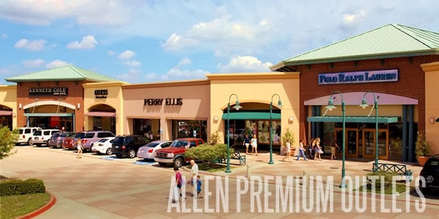Allen Premium Outlets, 820 Stacy Road, Allen, TX 75013, United States