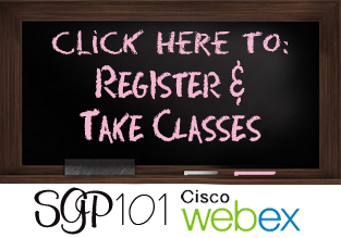 Register and Take classes