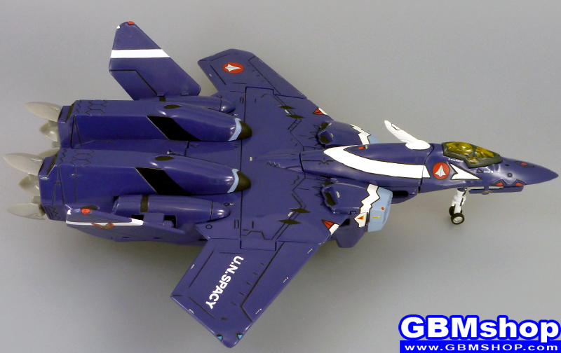 Macross VF-X2 VF-22 VF-X Ravens Sturmvogel II Fighter Mode