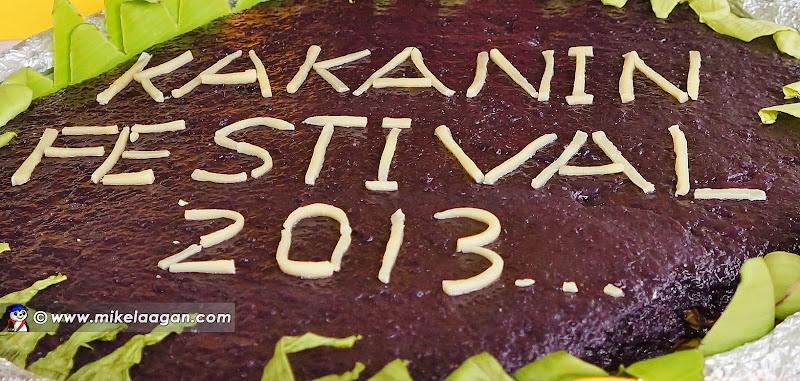 Kakanin Festival 2013