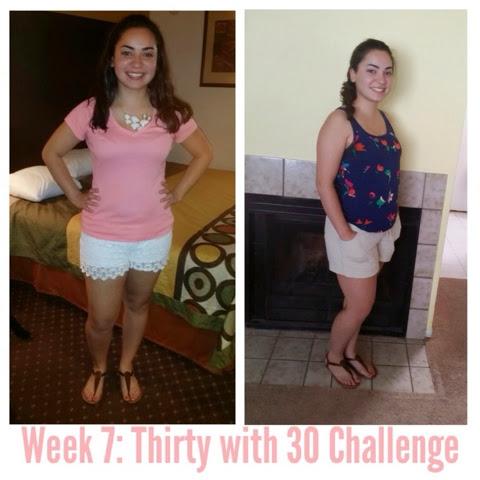 30x30 Week 7