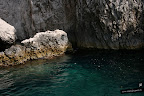 Vuelta a la isla de Capri en barca