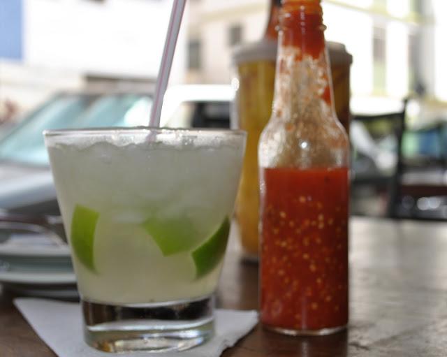 Bons drinks na Avenida Brasil