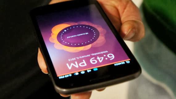 Ubuntu Phone tendrá su propia aplicación web para Facebook