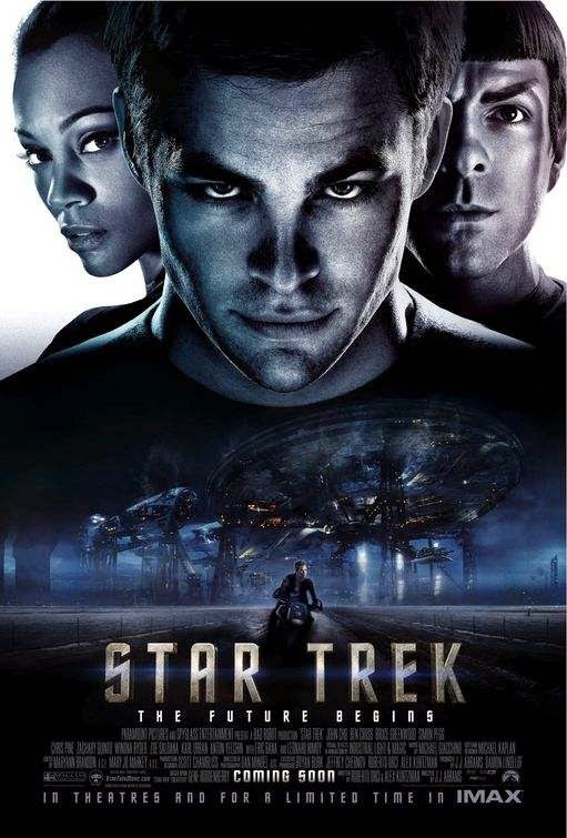 Poster Of Star Trek (2009) Full Movie Hindi Dubbed Free Download Watch Online At Alldownloads4u.Com
