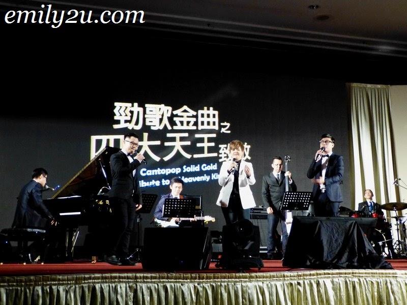 Cantopop solid gold TAT Trio