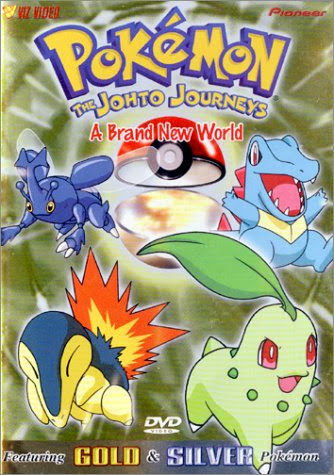 Pokemon Bửu Bối Thần Kì Season 3 - The Johto Journeys