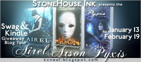 Airel-Arson-Pyxis Blog Tour