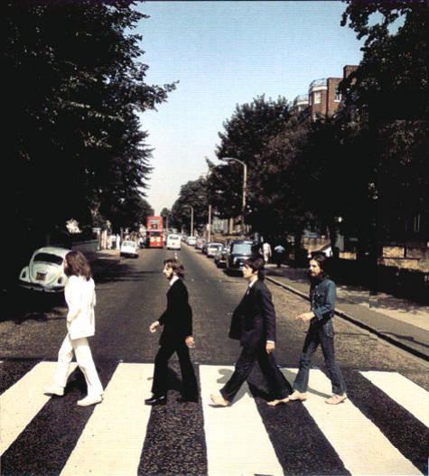 Foto 6 da sessão em Abbey Road
