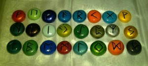 Runic Magic Beautiful And Unique Rune Sets Image