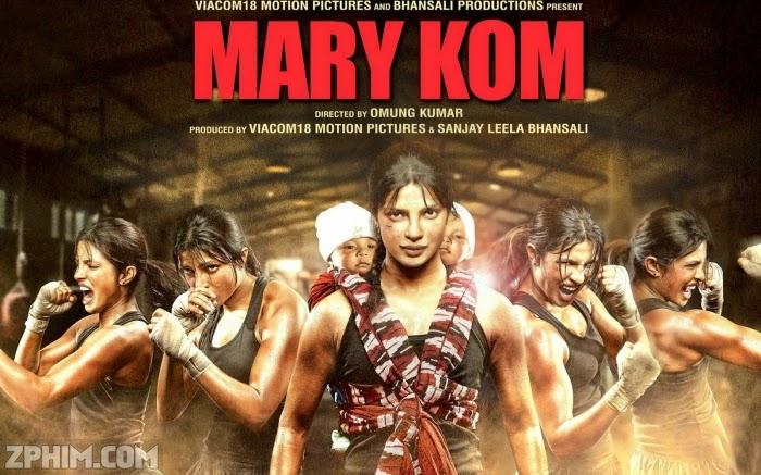Ảnh trong phim Nữ Võ Sĩ - Mary Kom 3