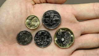 Singapore New Coins