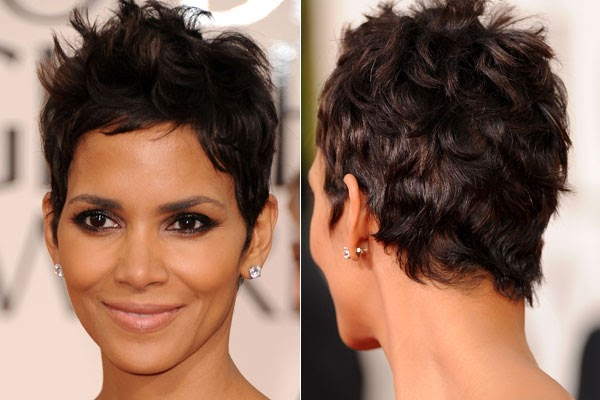 Z Cut Hairstyle: Petit Site Of Star: PIXIE
