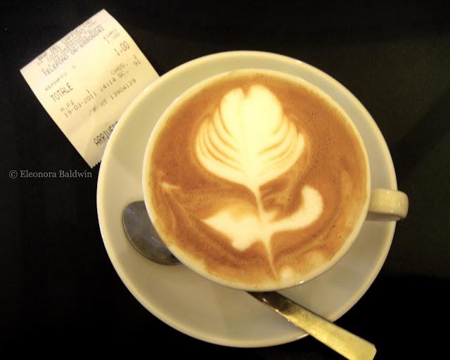 "Luigi ""Gigi"" Santoro's cappuccino artistry"