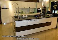 Các mẫu tủ bếp gỗ công nghiệp
