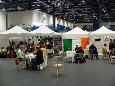 LonCon fan village