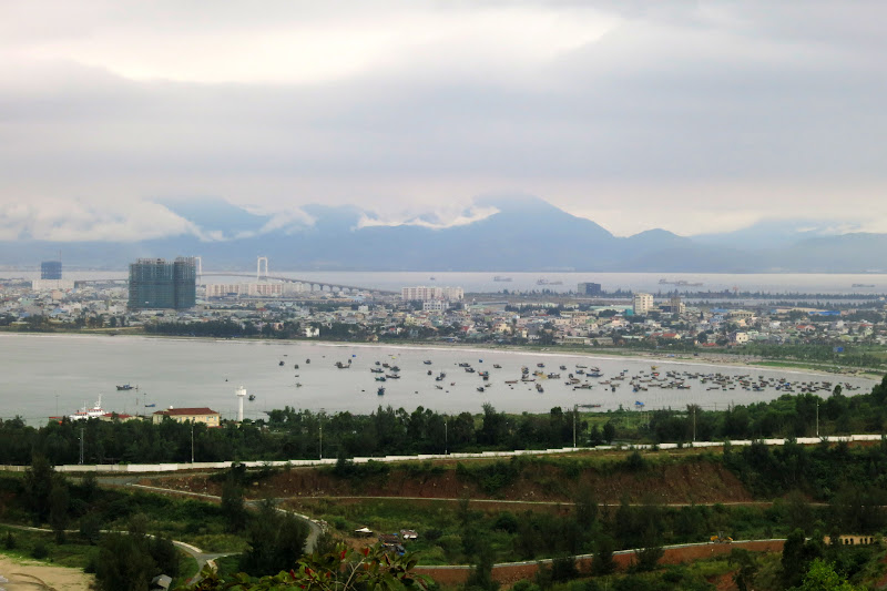 View of Da Nang
