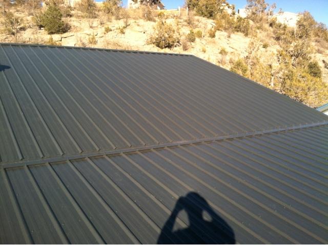 Xquisite Custom Homes Inc Metal Roof Grand Rib 3