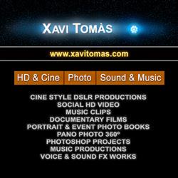 Xavi Tomàs (multimedia)