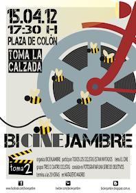 Bicienjambre dedicado al cine ¡toma 2!