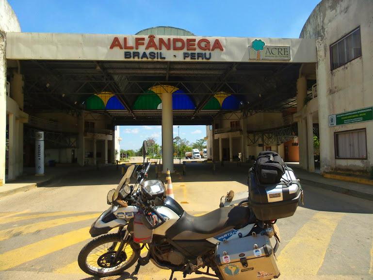 Brasil - Rota das Fronteiras  / Uma Saga pela Amazônia 20140831_145638