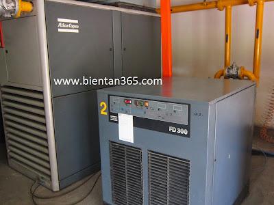 tiết kiệm điện máy nén khí