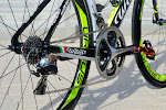Team Southeast-Venezuela Wilier Triestina Cento1 Air Complete Bike at twohubs.com