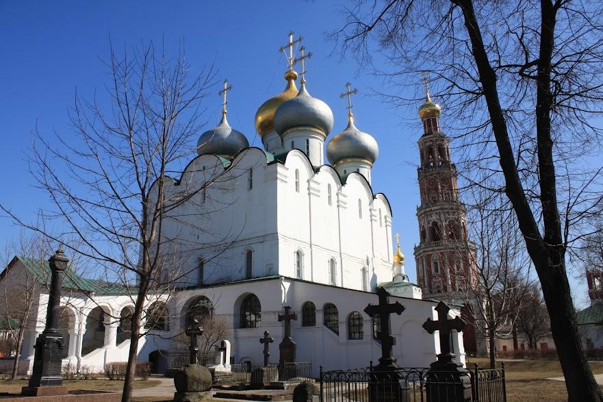convento de Novodevichiy