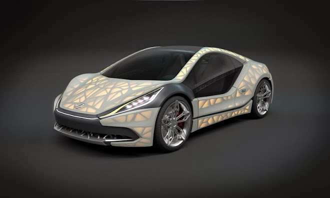 GENEVA 2015 - EDAG announced Light Cocoon Concept