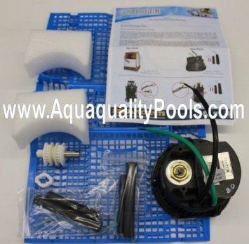Aquabot Turbo Pool Cleaner Drive Motor Part A4510t