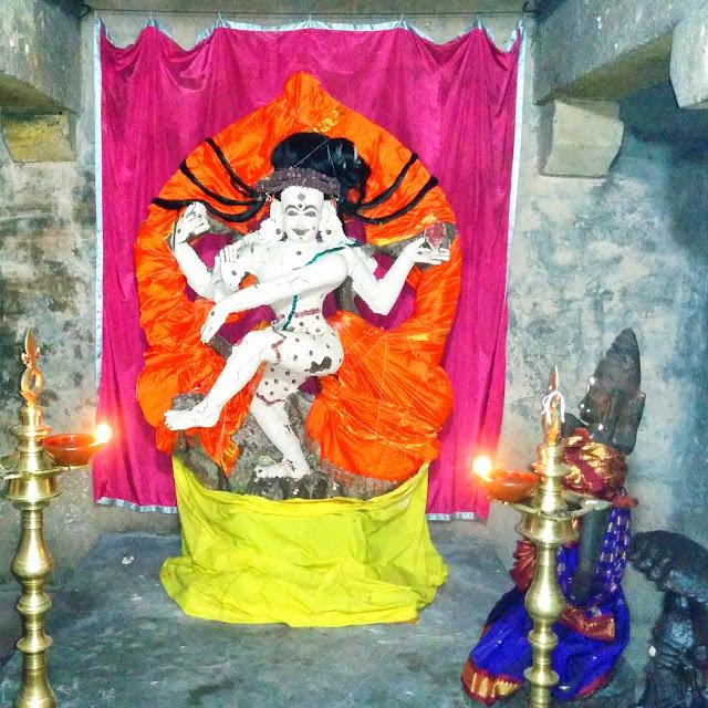 Natarajar at Kasi Visvanathar Temple, Tenkasi