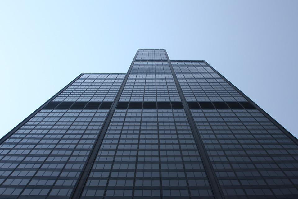 Skycraper Building
