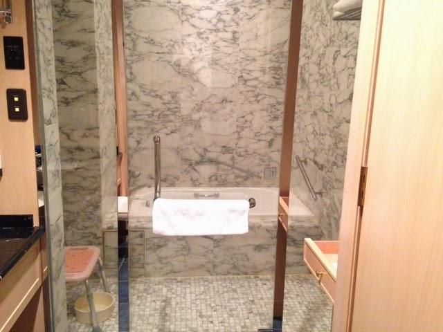 トスラブ箱根ビオーレ 浴室