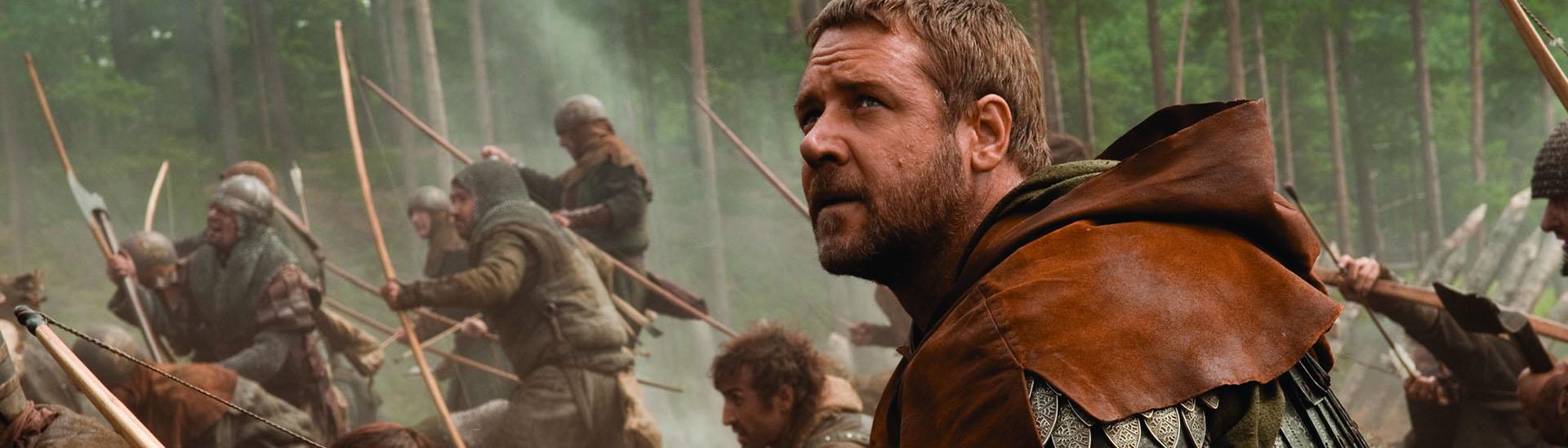 Baner filmu 'Robin Hood'