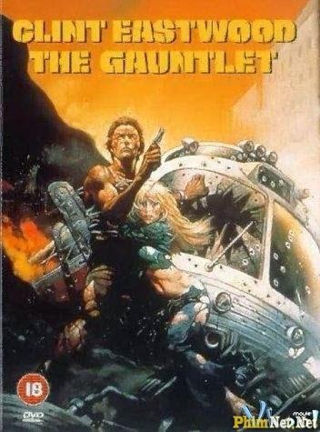 Phim Cảnh Sát Say Rượu - The Gauntlet