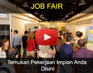 Informasi Bursa Kerja Job Fair Resmi
