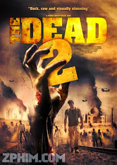 Cõi Chết 2 - The Dead 2: India (2013) Poster