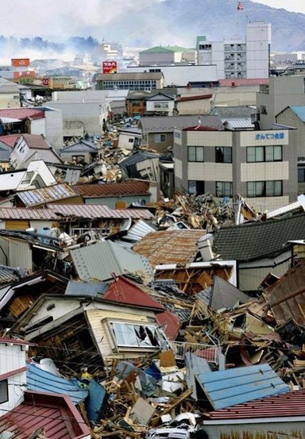 Tsunami – Japão 2011 - As melhores imagens da tragedia... Fotos-do-japao-17