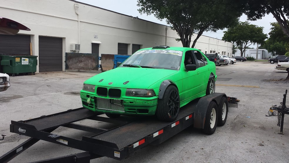 Parting Out A Drift Car