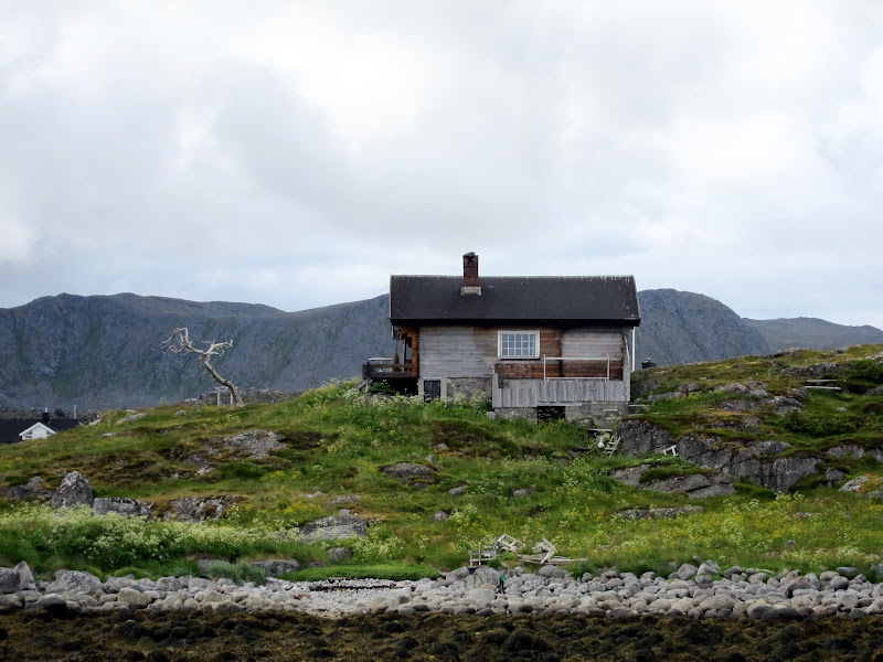 House near Honningsvåg