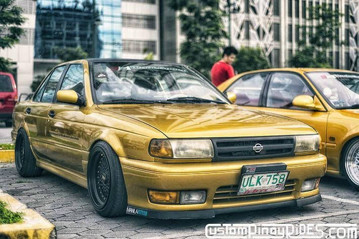 Stance Pilipinas Manila Fitted Custom Pinoy Rides Philip Aragones Car Photography pic14