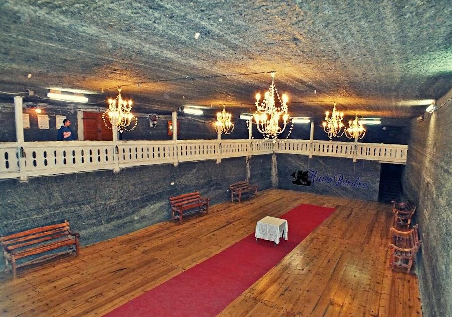 sala bal salina cacica