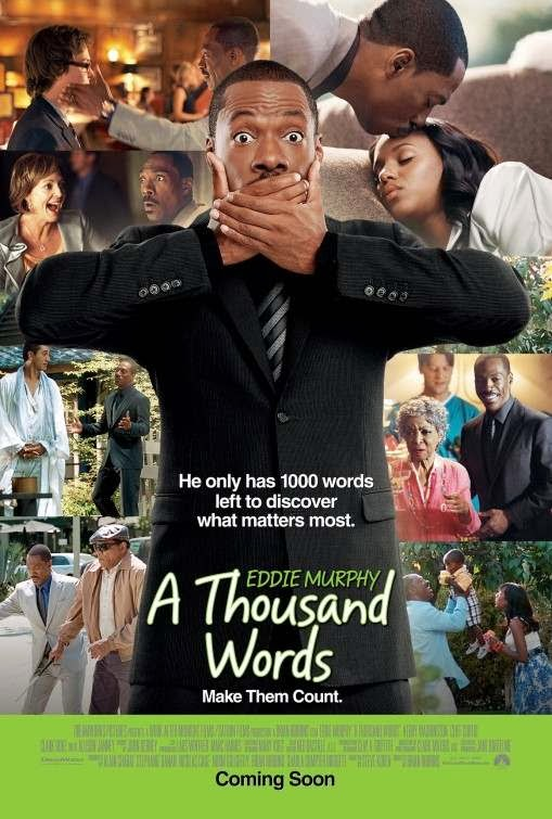 Poster Of A Thousand Words (2012) Full Movie Hindi Dubbed Free Download Watch Online At Alldownloads4u.Com